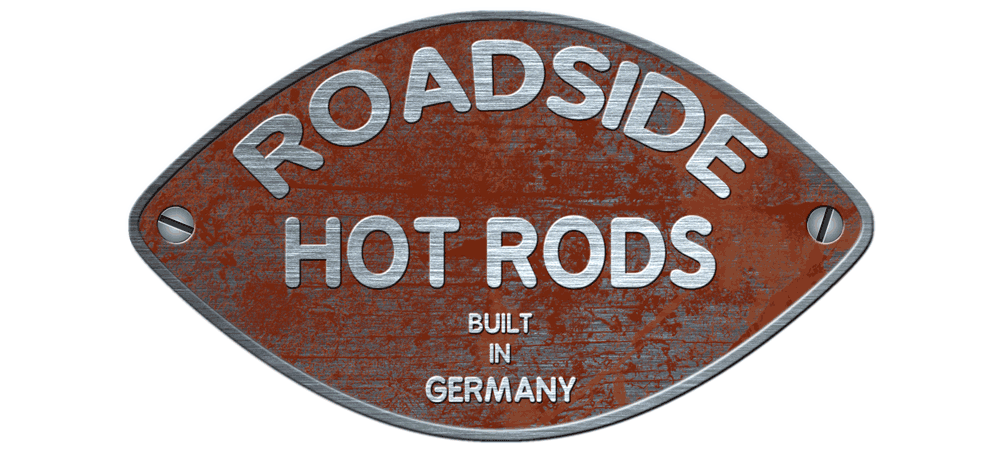 Roadside Hot Rods-Logo